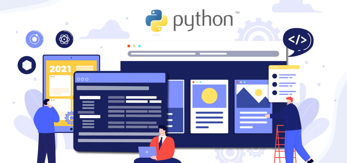Here are 5 Best Python Frameworks in 2021 for Web Development!